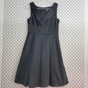 Adrianna Pappel Fit & Flare Dress Black 6